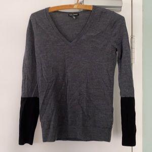Club Monaco Two Tone Sweater